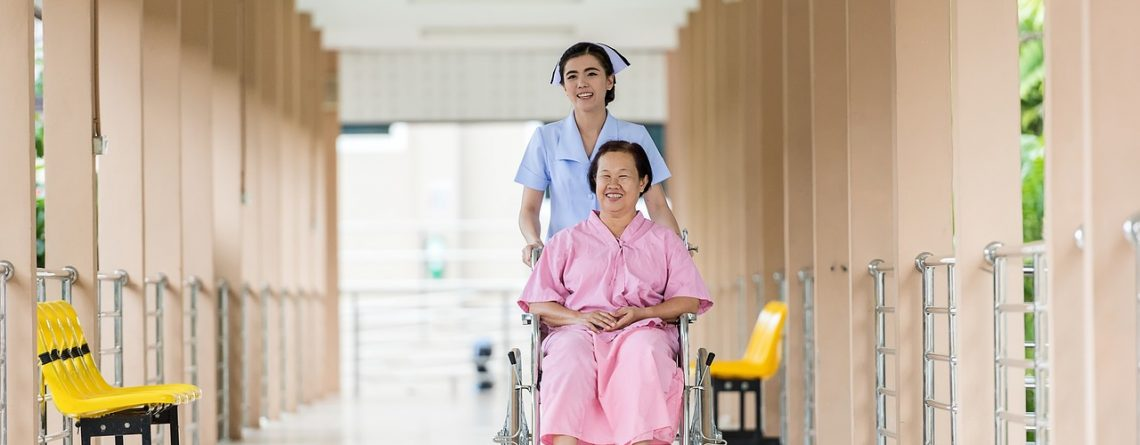 Nurses are the largest group of health care professionals that spend the longest time with patients